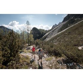axant Alps Reisehemd Agion Active Herren red check